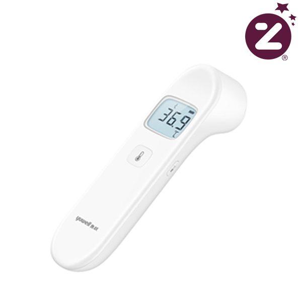 Termometro Digital Infrarrojo Yt 1c Yuwell Medica Zodiaco Toma en 2 segundos con una presicion extraordinaria ideal, para adulto y pediatrico. medica zodiaco